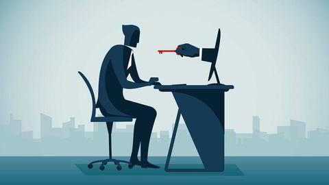 Den kriminelle aktiviteten på nett er en stor lukrativ industri, som medfører uheldige konsekvenser for virksomheter og privatpersoner på daglig basis, skriver artikkelforfatteren.