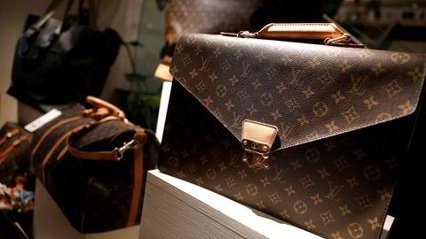 Luksusvarehuset Louis Vuitton gjør det sterkt i Norge.
