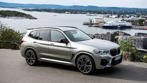 Endelig har BMWs M-avdeling tatt for seg suven X3 på behørig vis. Resultatet heter talende nok X3 M.