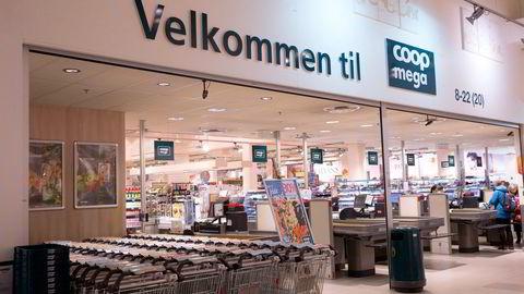 Nå blir også Rimi- og Ica-butikkene Coop-butikker. Foto: Terje Bendiksby,