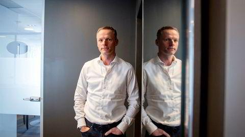 Ketil Skorstad har vært aksjonær i Hunter Group i en lengre periode. Nå forsvinner han nedover på listene.