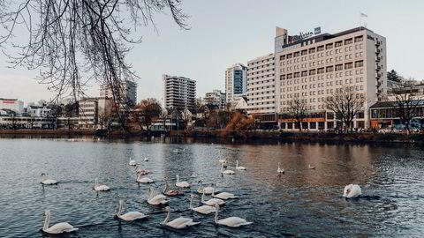 Til tross for gjenåpningen av Radisson Blu Atlantic Hotel (bildet), økte belegget for Stavanger-hotellene i fjor. Og byen topper listen over byer med størst prosentvis vekst i losjiinntekt per tilgjengelige rom.