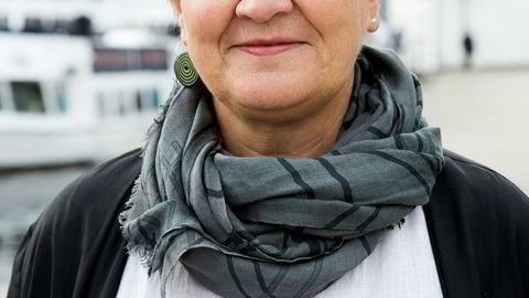 Mette Nord i LO kommune tror på løsning om offentlig tjenestepensjon.