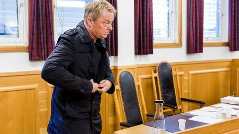 Tidligere Auto-Forum-sjef Geir Bråthen er dømt i lagmannsretten til tre års fengsel, men advokaten hans legger til grunn at det går mot anke. Bildet er tatt i 2013 i forbindelse med en rettssak mellom Bråthen og Koenigsegg.