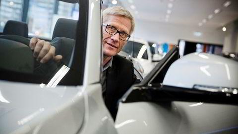 Erik Andresen i Bilimportørenes Landsforening ønsker at bilavgifter skal betales for bruk, ikke kjøp, og at veiprising derfor må utredes.