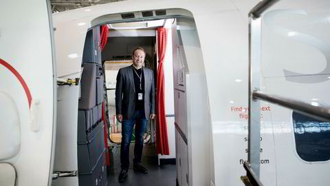 SAS nekter barn å reise alene så lenge streiken varer, opplyser infosjef Knut Morten Johansen.