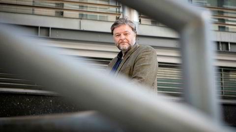 Medisinsk fagdirektør ved Statens legemiddelverk Steinar Madsen.