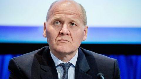 Telenor og toppsjef Sigve Brekke har varslet om et salg av sine Vimpelcom-aksjer i over ett år. Nå starter første akt, denne gang mot amerikanske kjøpere. Foto: Fredrik Bjerknes