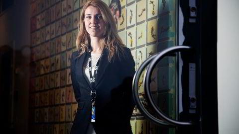 Med rekrutteringen av Alexandra Beverfjord til nyhetsdirektør, har Thor Gjermund Eriksen fått en toppledergruppe med 60 prosent kvinner. Foto: