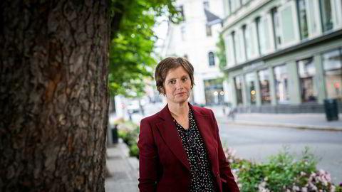 Man må jo være ærlige snart, mener nestleder Kjersti Toppe (Sp) i Stortingets helsekomité, om planleggingen av fremtidens sykehus. Foto: Skjalg Bøhmer Vold