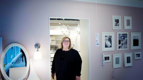 Bare vel to år etter at Ikea åpnet sitt servicesenter her på Skøyen, blir prøveprosjektet avsluttet, opplyser norgessjef Clare Rodgers.