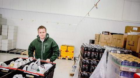 Ole Petter Wie trekker seg fra toppjobben i Marked Gruppen. Han har tidligere innrømmet at oppstarten gikk saktere enn ventet. Foto: Fredrik Bjerknes
