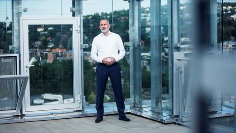 – Vi gjennomfører nå en strategisk gjennomgåelse, og et salg av vår investering i Ambershaw Metallics er absolutt en mulighet, sier administrerende direktør Geir Johansen i Element.