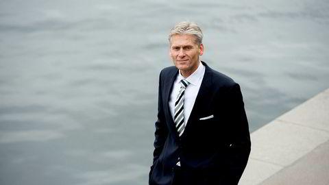 Konsernsjef Thomas Borgen i Danske Bank sa til DN i juli at han har vurdert å ta hele ansvaret for hvitvaskingskandalen og gå fra jobben om nødvendig.