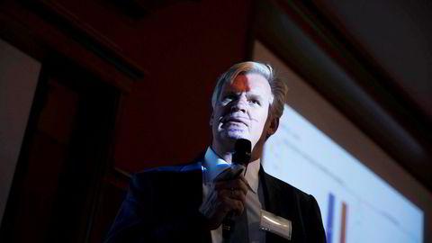 Tor Olav Trøim er styreleder i Golar LNG og fjerde største aksjonær i selskapet.