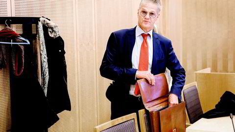 – Jeg har en ti prosent «net profitt interest», sa Ola Toftegaard Hox i retten tirsdag.