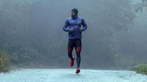 Været trenger ikke stoppe deg, men er du syk bør du stå over treningen.