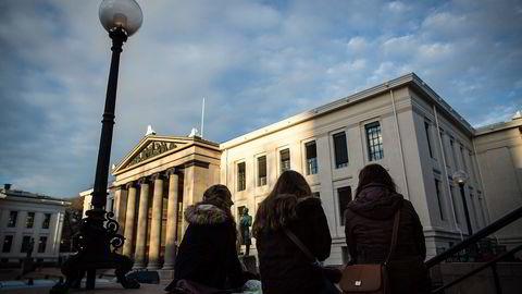 Det juridiske fakultet ved Universitetet i Oslo. Foto: Gunnar Blöndal