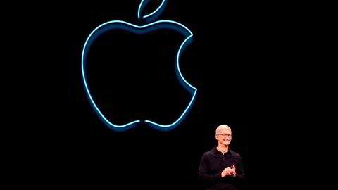Apple-sjef Tim Cook la tirsdag kveld frem tallene for selskapets tredje kvartal 2019 rett etter at de amerikanske børsene stengte klokken 22:00 norsk tid.