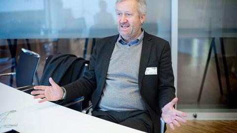 Aksjonærene i Bionor Pharma kastet onsdag sjefen i selskapet. Storaksjonær og gründer Lars Høie fikk før helgen inn sin kandidat i styret. Foto: Ida von Hanno Bast