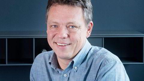 Gründer Steinar Evensen ønsker seg et alternativ til den tradisjonelle læreboken, og mener skolene bør satse mer på å diskutere nyheter med elevene. Foto: Torbjørn Tandberg/NTB Scanpix
