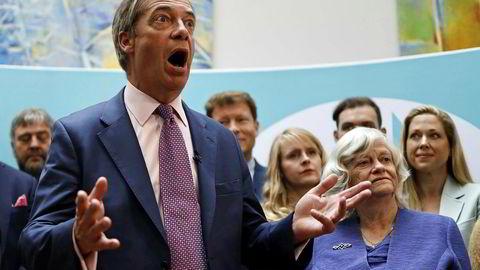Nigel Farages nye brexit-parti ble den store vinneren i valget til nytt Europaparlament. Men kan han bli ny statsminister i Storbritannia?
