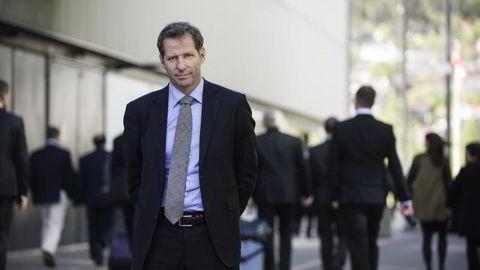 Administrerende direktør Jarand Rystad i Rystad Energy. Foto Thomas Haugersveen