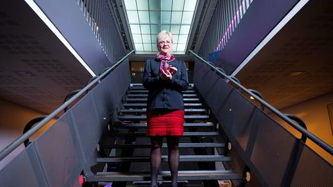 Kristin Halvorsen skal i år slutte som leder for Bioteknologirådet.