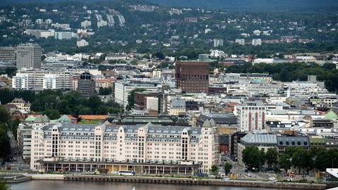 Oslo kan ikke favorisere enkelte eiere av sykehjem, mener NHO. Foto: Per Ståle Bugjerde