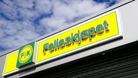 Flere hundre ansatte i Felleskjøpet streiker fra tirsdag morgen.