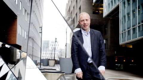 Kristian Tunaal i DNB Markets tror Veidekke drar nytte av den årlige nyttårseffekten.