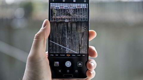 Huawei P20 Pro gir deg 3x optisk zoom, 5x optisk zoom og bilder på inntil 40 megapiksler. Eksponeringen kontrolleres av kunstig intelligens.