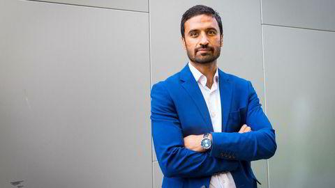 Porteføljeforvalter Shakeb Syed i DNB Asset Management.