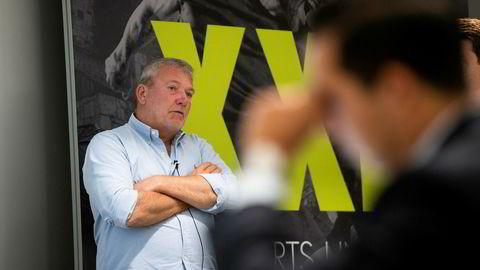 XXL-sjef Øivind Tidemandsen vil beklage både til ansatte og kunder etter prisjuks-avsløring.