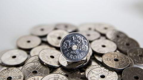 Effektene av den kraftige kronesvekkelsen kan være i ferd med å avta i tallene for prisveksten i Norge, mener sjefanalytiker. Foto: Mona Pedersen