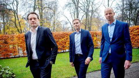 Norsk leverandørindustri er sinker på fornybar energi, mener rådgiverne Thomas Nyheim, Are Kaspersen og Erik Nordbø i Qvartz.