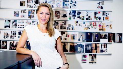 Eksredaktør i Elle og Costume, Vanessa Rudjord, ble disket fra Costumes bloggpris. Nå er hun nominert som «årets moteprofil» i samme konkurranse.                   Foto: Mikaela Berg