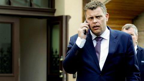 Justisminister Jøran Kallmyr vil gi PST større tilgang til passasjerlister.