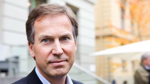 Olav Njølstad. Foto: Berit Roald/