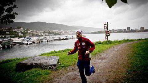Bjørn Tore Taranger er barnevernspedagogen og rockeren som ble ultraløper på heltid. Foto: Eivind Senneset