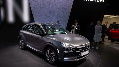 Hyundai Nexo er andre generasjon hydrogenbil i produksjon fra det koreanske bilmerket.