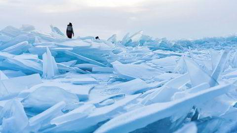 Det globale humanitære systemet er ikke forberedt på katastrofer i Arktis.