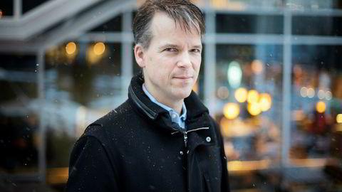 Bjarne Lie er utdannet historiker. Han tror hans bakgrunn kan bidra til å se tendenser i finansmarkedene og utnytte dem til å tjene penger.