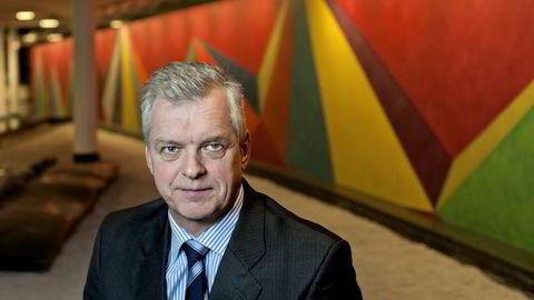 Sverre Kjær går av som finansdirektør i Norgesgruppen.