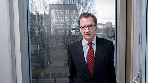 Administrerende direktør Idar Kreutzer forstår ikke myndighetene. Foto: Aleksander Nordahl