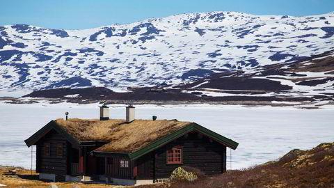 Små kommuner hindrer neppe formuende nordmenn fra å dra på hytta.