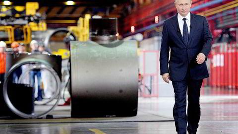 Russiske oljesjefer fikk klar beskjed av president Vladimir Putin om å slå på bremsene for å berge Opec-avtalen.