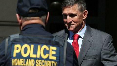 Michael Flynn kan vente seg dommen etter Mueller-etterforskningen om drøye to måneder.