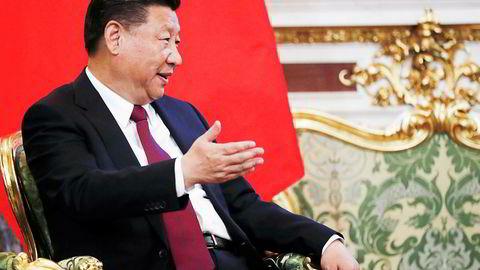 Den kinesiske sensuren har fjernet bilder og tegninger av Ole Brumm på kinesiske sosiale medier de siste dagene. Årsaken skal være en viss likhet med president Xi Jinping.