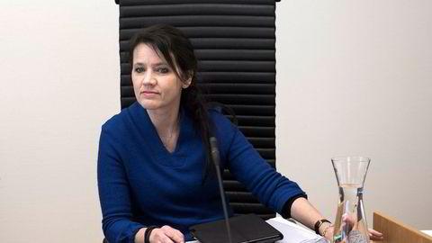Spektersjef Anne-Kari Bratten opplever at mange i forhandlings- og serviceavdelingen går fra organisasjonene, og må finne nye.